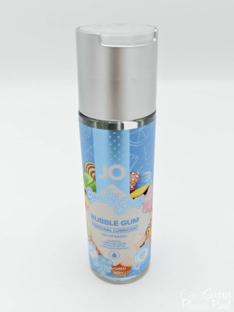 System JO Candy Shop H2O Bubble Gum Lube Review