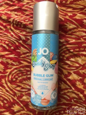 System JO Candy Shop H2O Bubble Gum Lube