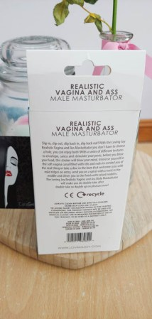 Loving Joy Realistic Vagina And Ass Masturbator Review