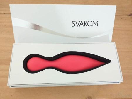 SVAKOM Siren Vibrator Review