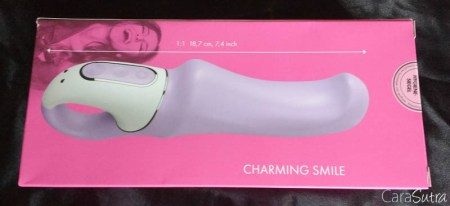 Satisfyer Vibes Charming Smile Vibrator Review