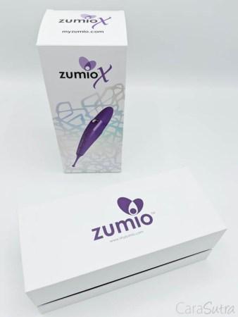 Zumio X Spirotip Clitoral Vibrator Review
