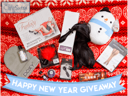 Happy New Year 2020 Giveaway: Win A £150+ Sex Toy Bundle!