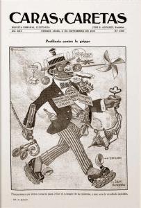 Las Pandemias En Caras Y Caretas Caras Y Caretas