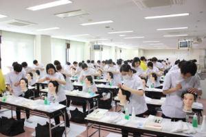 美容師の国家試験