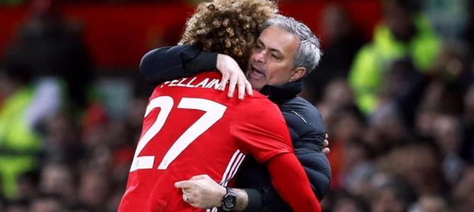 Pendapat Marouane Fellaini tentang Jose Mourinho
