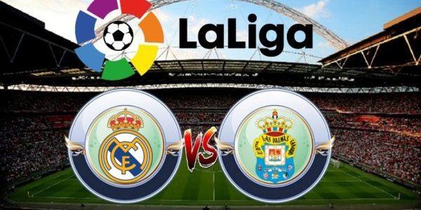 Prediksi Real Madrid vs Las Palmas 06 November 2017