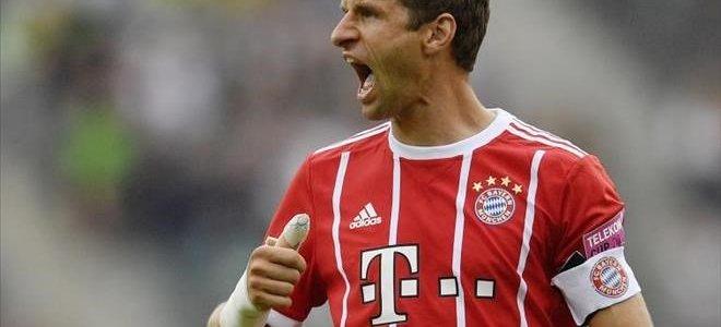 Muller Isyaratkan Hengkang Dari Bayern Suatu Hari Nanti