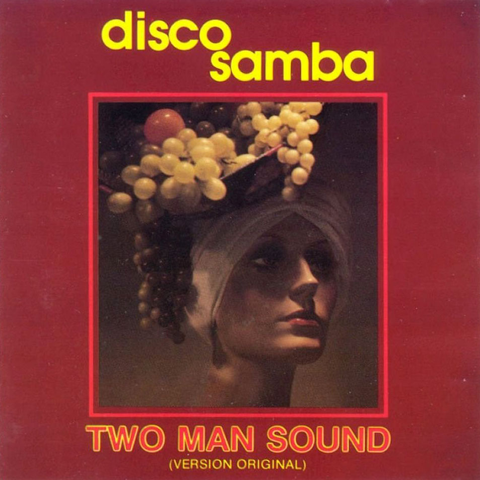 Cartula Frontal de Disco Samba de Two Man Sound  CARATULASCOM