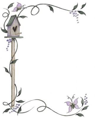 24 Caratulas para Cuadernos con Flores