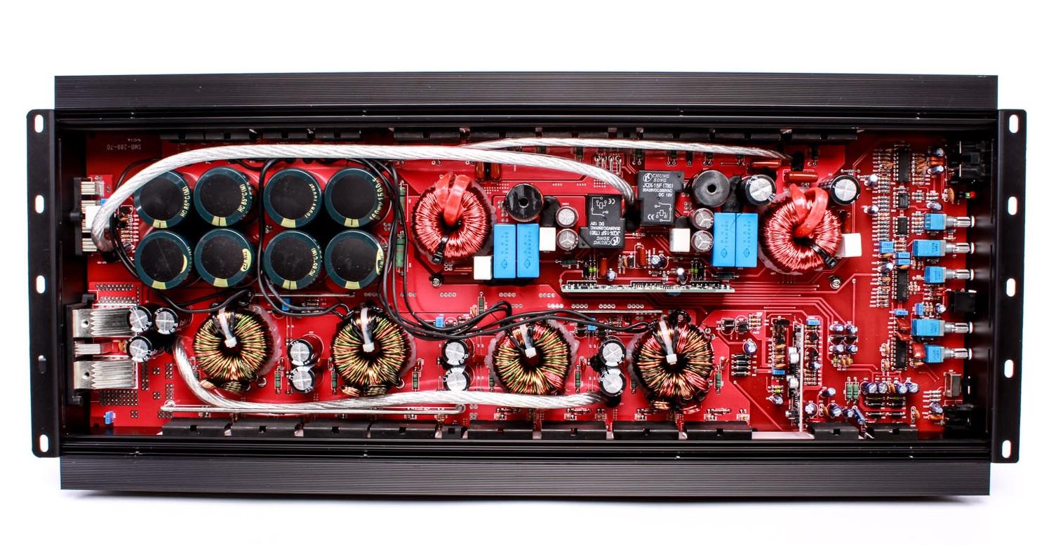 NEW SKAR AUDIO SK-3500.1D MONOBLOCK 3500W RMS CLASS D