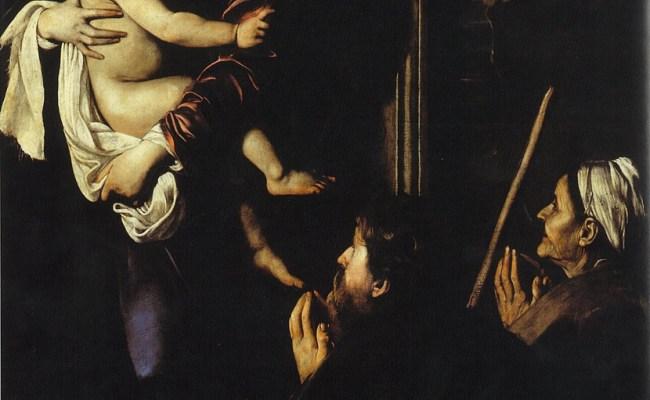A Quiet Holiness Caravaggio S Madonna Di Loreto