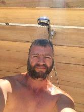 Loving the new shower