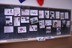 Atelier copii Puterea reclamei Liceul Magurele
