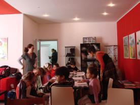 ateliere copii Peripetiile lui Ulise Anaid Art Gallery (2)