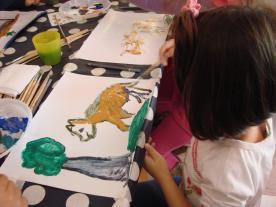 ateliere copii Peripetiile lui Ulise Anaid Art Gallery (5)