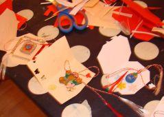 atelier copii Martisoare Global Mindscape la Anaid Art Gallery 7