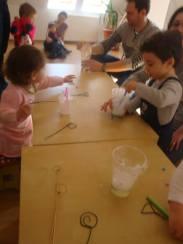 Atelierele Angelicai pentru copii de 1-2 ani Eu parinte ghemotoc 2