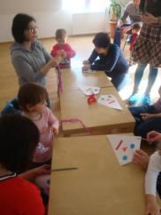 Atelierele Angelicai pentru copii de 1-2 ani Eu parinte ghemotoc 3