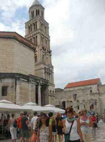 Solta Croatia tabara excursie Split