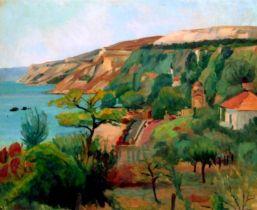 Cecilia Cutescu Storck Gradini la marginea marii 1932