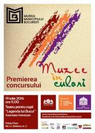 Muzee in culori 2016 Muzeul Municipiului Bucuresti_concurs pentru copii