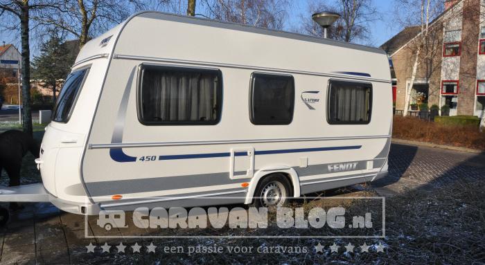 Fendt Saphir 450 SQB 2011 Caravan