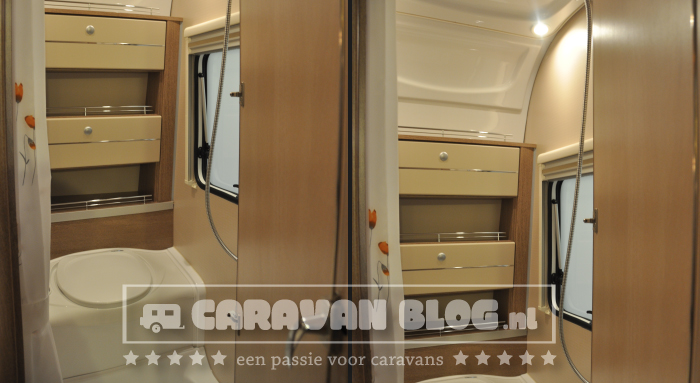 Fendt Tendenza 465 SFB Caravan Toilet