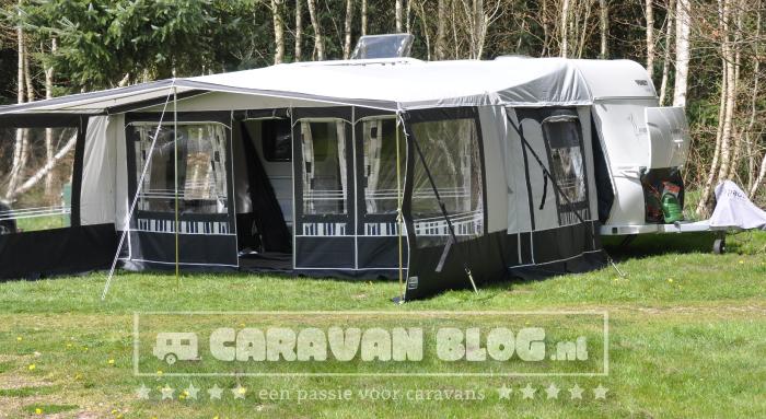Fendt Tendenza 465 SFB Caravan Voortent