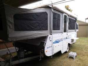 Goldstream rv storm rl campervan