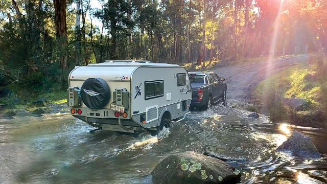 New jurgens off roader – tough & comfy