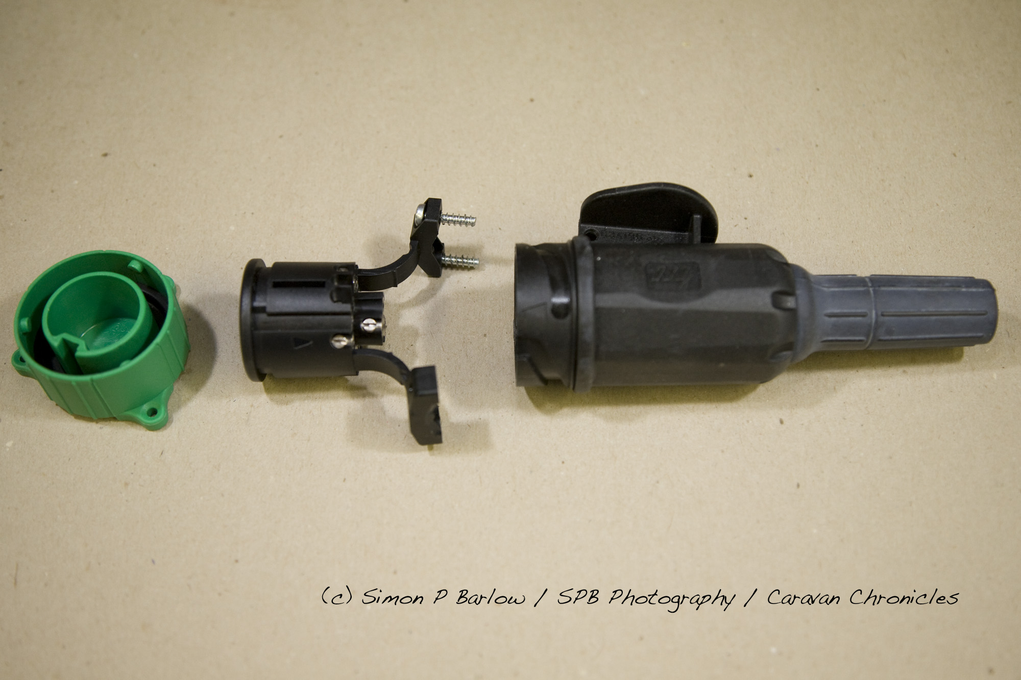 Wiring Diagram For Caravan 13 Pin Socket