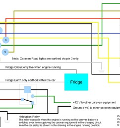 caravan relay wiring diagram schema diagram databaseunderstanding the leisure battery charging circuit caravan chronicles caravan habitation [ 2000 x 1320 Pixel ]