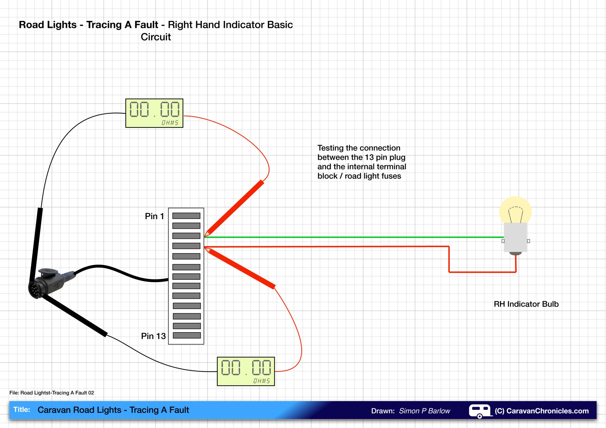 hight resolution of caravan road lights wiring diagram
