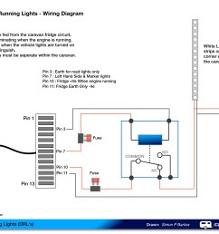 wiring daylight running lights drl s on a caravan caravan chronicles daylight harvesting wiring diagram [ 3508 x 2479 Pixel ]