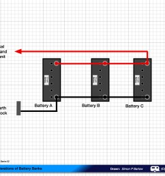 wiring 3 batteries in parallel wiring diagram today wiring 3 12 volt batteries in series [ 3508 x 2481 Pixel ]