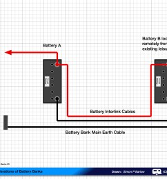 how to connect two batteries in parallel part 2 caravan chronicles series and parallel wiring parallel battery bank wiring parallel [ 3508 x 2481 Pixel ]