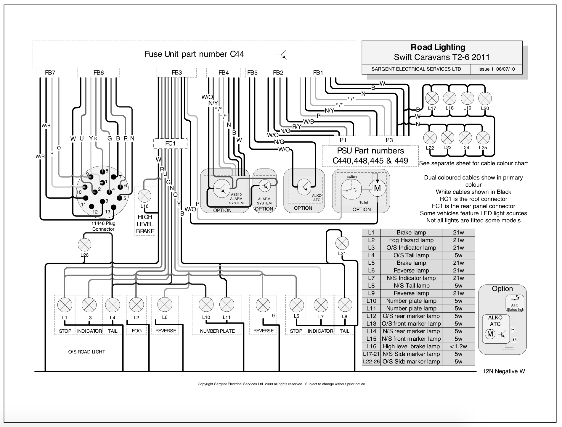 medium resolution of getting all charged up part 2 caravan chronicles swift caravan wiring diagram