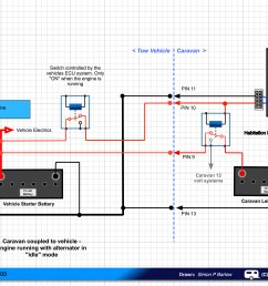 is a euro 6 engine killing your leisure battery starter relay wiring diagram starter relay wiring diagram [ 8910 x 6300 Pixel ]