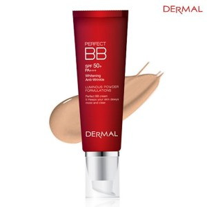 [DERMAL] Perfect BB & CC Cream SPF 50+ / PA+++ 50ml (BB Cream)