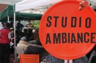 _STUDIO AMBIANCE JOURNAL TV Panneau
