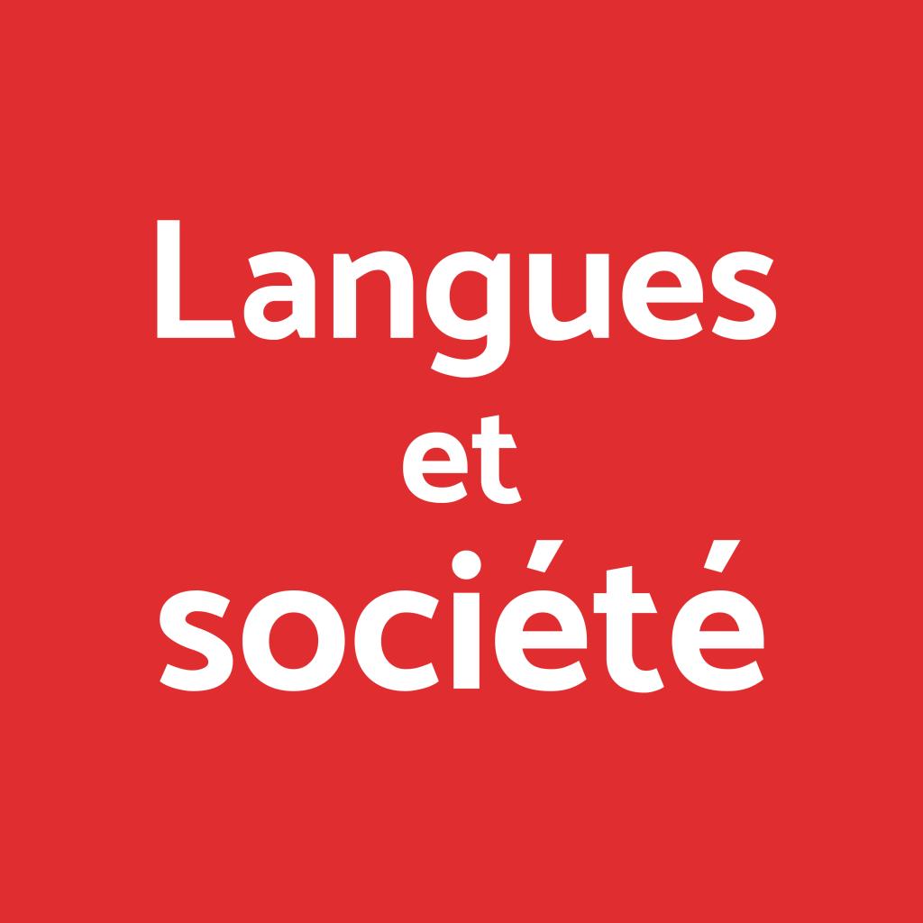 Langues et société