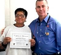 Denise Fort Recognition