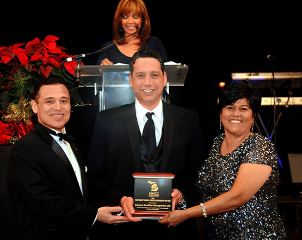 2015 High Impact Hispanic Business Enterprise of the Year