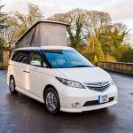 Introducing the Honda Elysion campervan from Wellhouse Leisure
