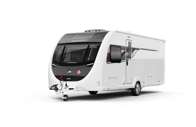 Swift Challenger Caravans