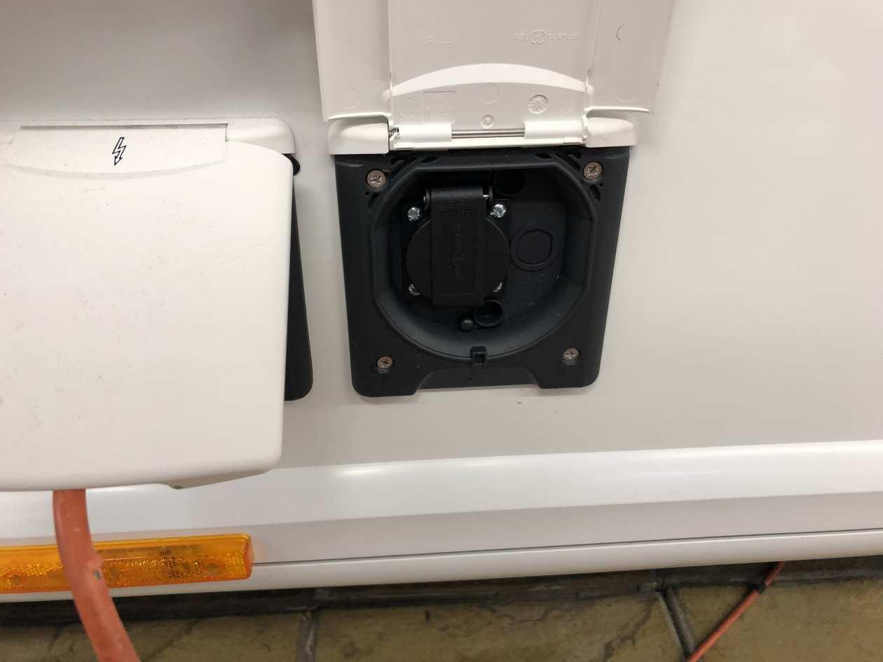Exterior 230V Socket