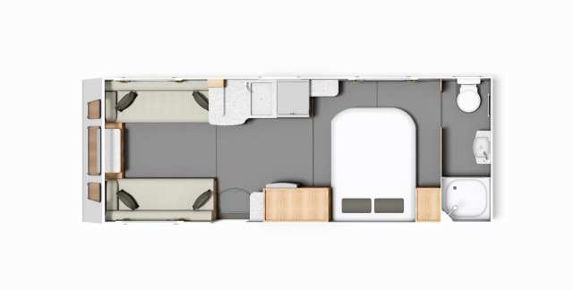 Cruiser - FloorPlan