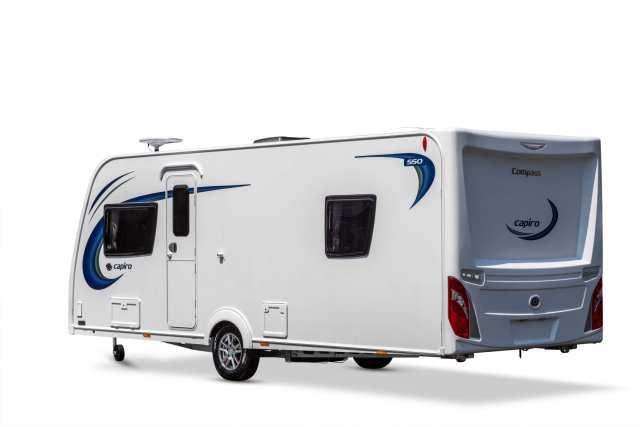 Capiro 550 Rear