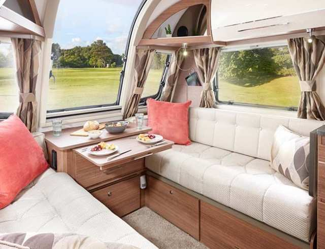 Unicorn Black Edition front lounge in Alperton optional upholstery